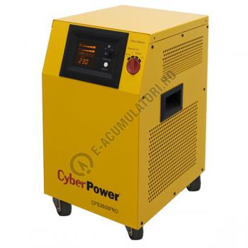 UPS unda pura sinusoidala pentru centrale termice si iluminat de urgenta Cyber Power CPS3500PRO 3500VA 2450W0
