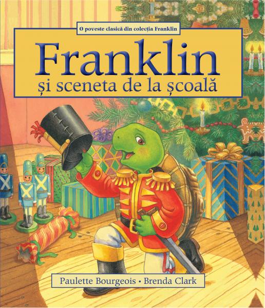 """""""Franklin și sceneta de la școală"""""""
