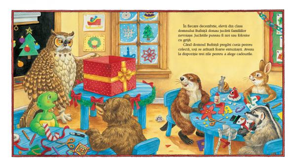 """""""Franklin și cadoul de Crăciun"""""""