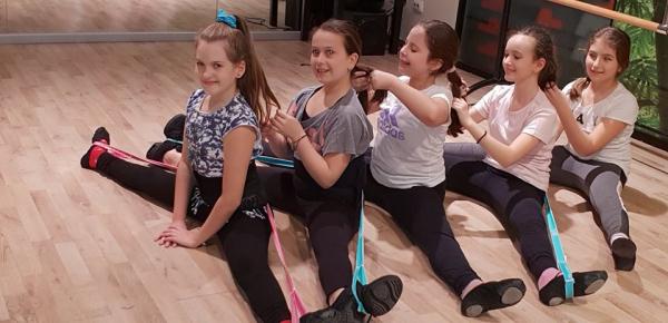Cursuri street dance copii in Bucuresti, sectorul 3 - Titan Finess Club