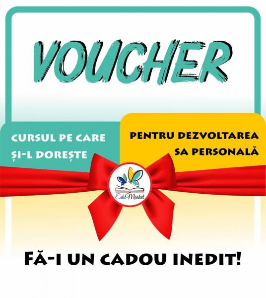 Voucherul Cadou = Cel mai simplu mod de a face doar cadouri potrivite