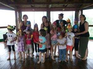 Retreat BRIZA pentru părinți și copii (6 - 11 August 2019)