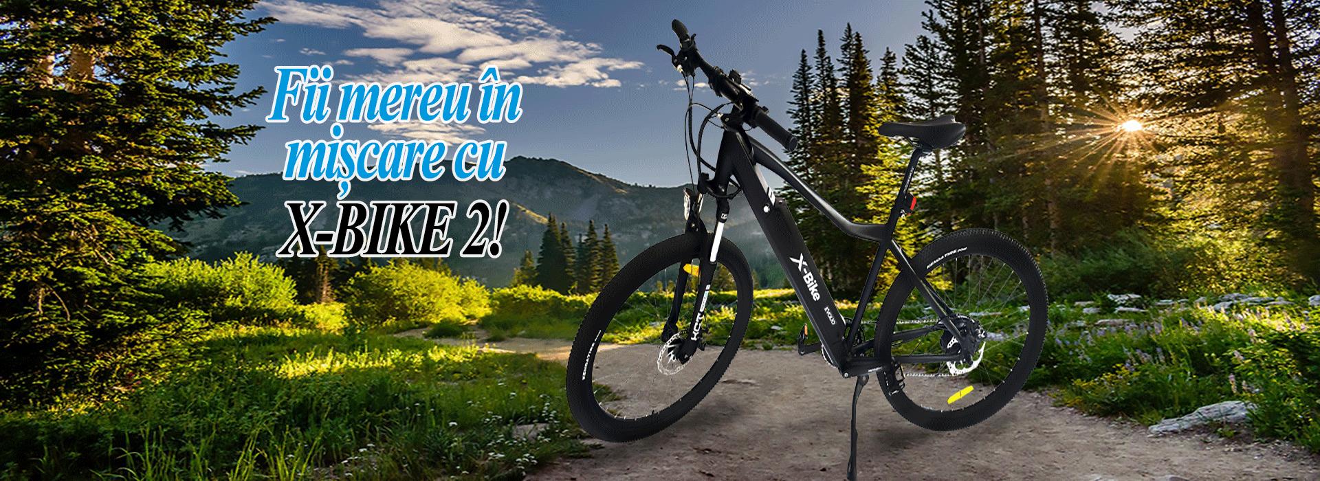 Biciclete Electrice X-Bike