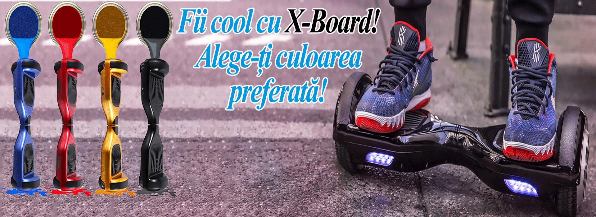 Hoverboard X-Board