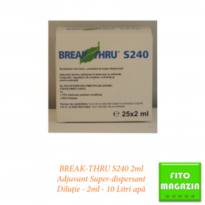 BREAH THRU S240 2ml - Adjuvant
