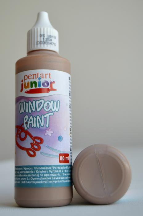 Window paint maro 80 ml