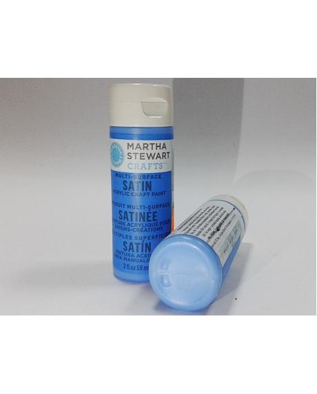 Vopsea acrilica culoarea blue calico