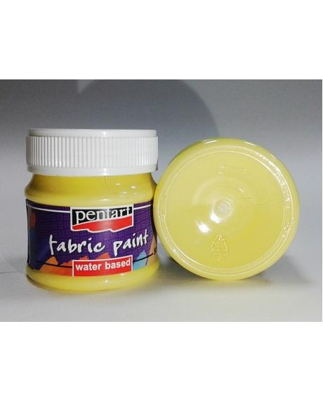 Vopsea textile vanilie 50 ml