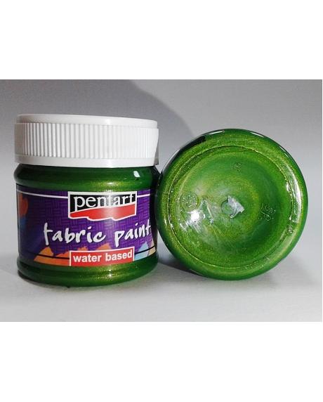 Vopsea textile verde 50 ml