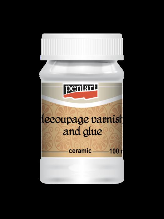 Adeziv decoupage pt ceramica 100 ml