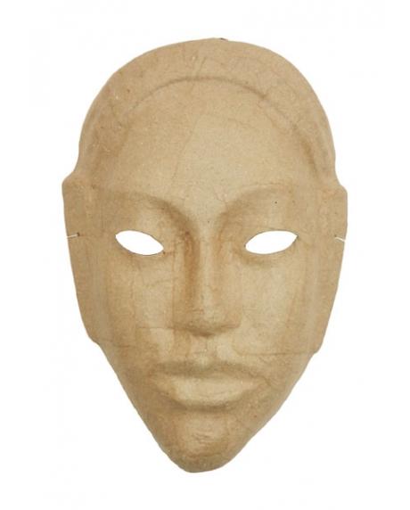 Masca venetiana din carton africana