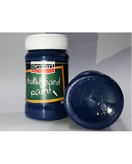 Vopsea de tabla albastru indigo (100 ml)