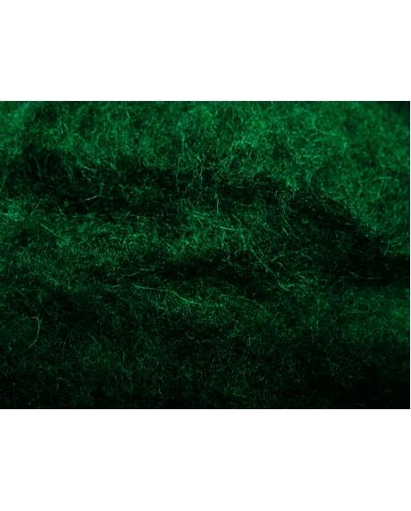 Lana verde inchis (50 g)