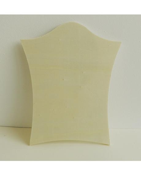 Placa lemn 17x14 cm