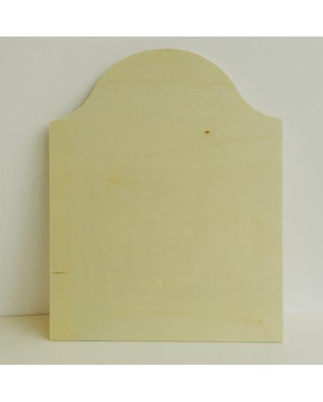 Placa lemn 25x31 cm