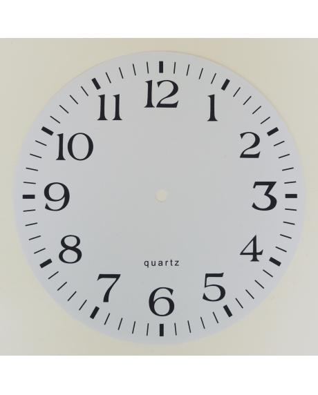 Cadran ceas din plastic