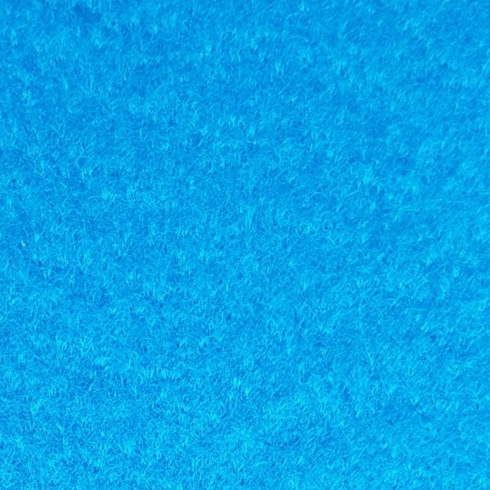 Fetru A4, autoadeziv, albastru regal