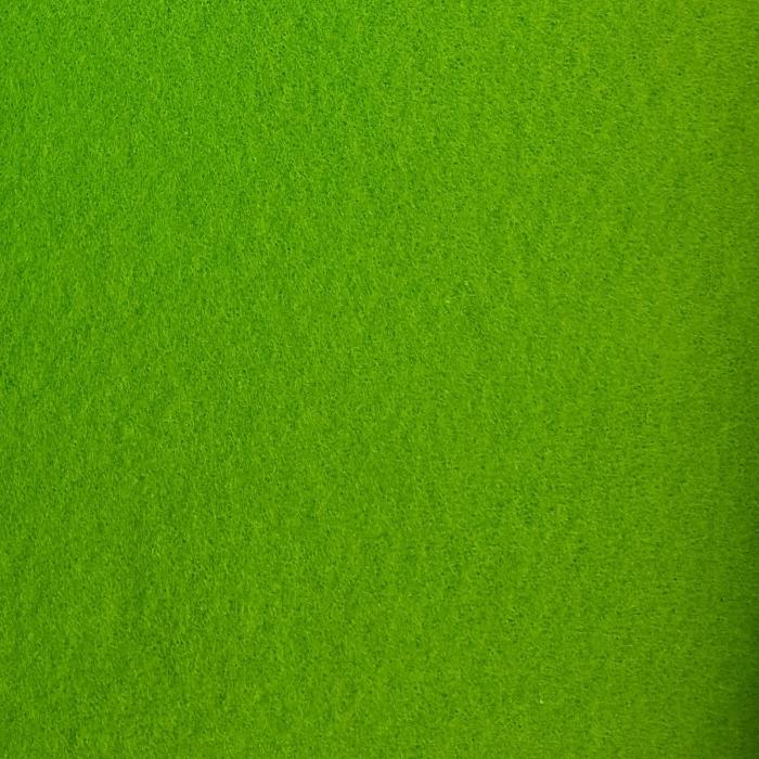 Fetru autoadeziv verde deschis A4