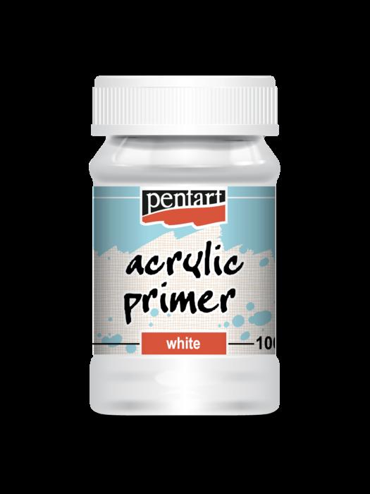Grund (primer) acrilit alb 100 ml