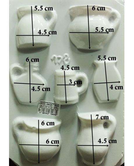 Forma pentru turnat ipsos (ghips) carafe