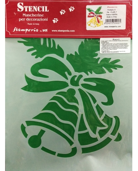 Sablon plastic flexibil - Clopotei