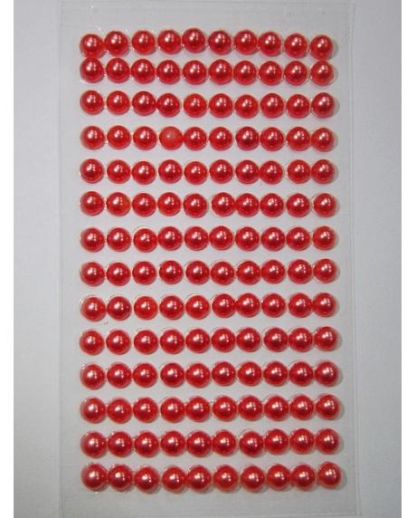Perle jumatati AA. 6 mm(140 buc) somon