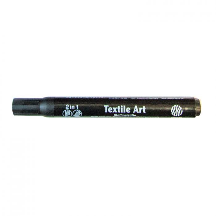 Marker pt textile Nerchau - Negru