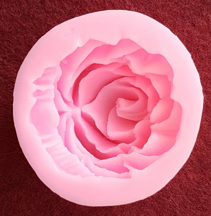 Mulaj din silicon trandafir