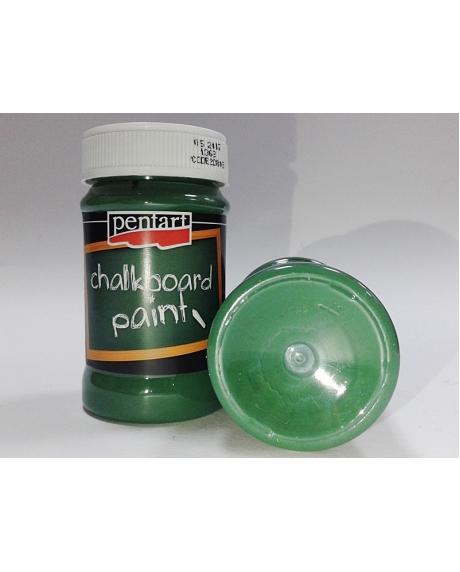 Vopsea de tabla verde (100 ml)