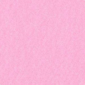 Fetru coala 40x50 cm roz 3 mm grosime