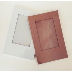 Rama carton natur (23.5x15x0.6 cm)