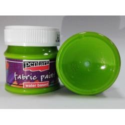 Vopsea textile verde mar 50 ml