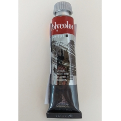 Vopsea acrilica red ochre (20 ml)