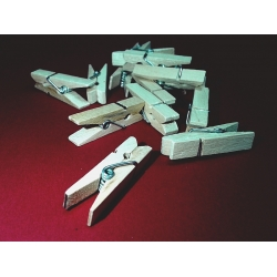 Cleme lemn 3.5x0.7 cm (20 buc/set)