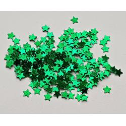 Glitter stelute verzi