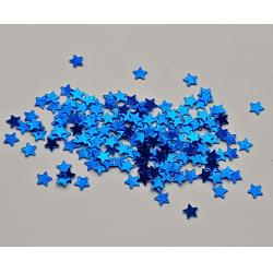 Glitter stelute albastre