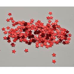 Glitter stelute rosii