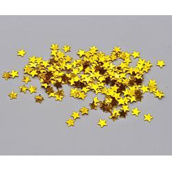 Glitter stelute aurii