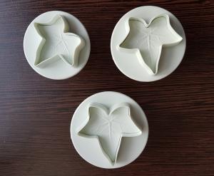 Set forme cutter cu 3 frunze