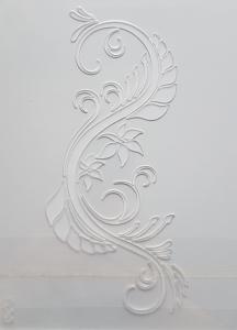 Sablon plastic - Decor 8