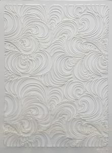 Sablon plastic - Decorativ