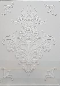 Sablon plastic - Decorativ 1