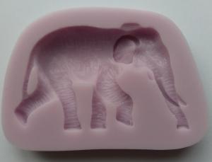 Mulaj din silicon elefant