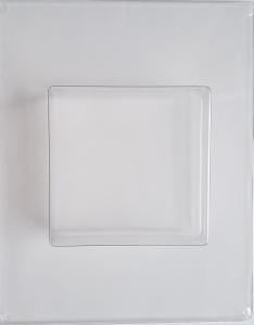 Matrita pentru turnat cuboid 10.5 x 10.5 x 7 cm
