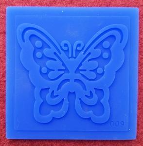 Mulaj din silicon, fluture
