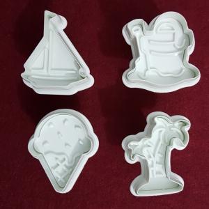 Decupatoare din plastic - Vacanta
