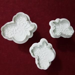 Decupatoare din plastic - Floricele