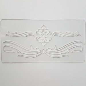 Sablon plastic - Decor 22