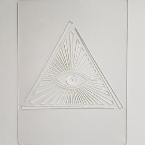Sablon plastic - Decor 23