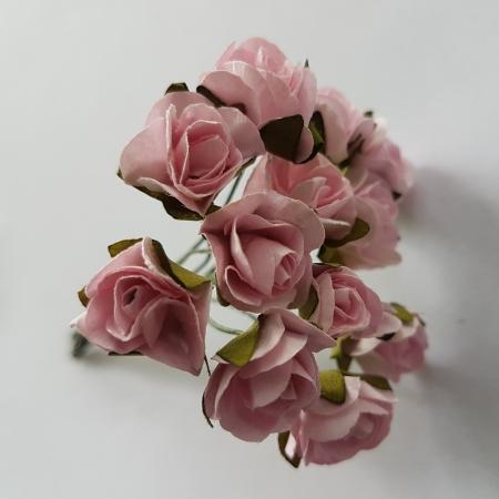 Flori din hartie - Roz